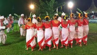 Zhumur Competition during Karam Puja 2018