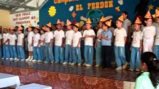 ESCAT - Cantare Cantaras - Cantado por los alumnos de primaria