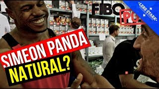 Ist Simeon Panda natural? - [ANALYSE]