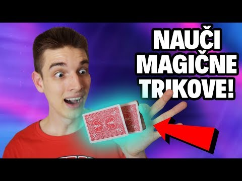 5 MAGIČNIH TRIKOVA I KAKO IH IZVESTI (tutorial) | Magic Leon