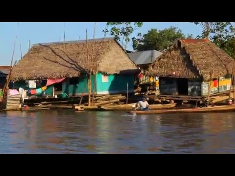 PERU - BELEN VILLAGE NEAR IQUITOS (PART 2) - FULL HD