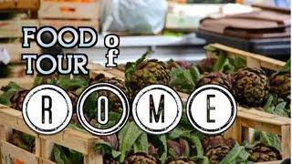 Rome   Food Tour with WALKS OF ITALY
