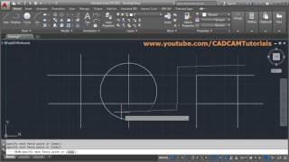 How to Use Trim Command in AutoCAD | AutoCAD Trim Command Tutorial Complete