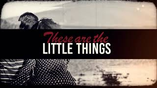 Stevie Hoang - Little Things (Lyric Video)