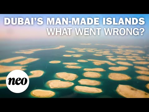 Why Dubai's Man-Made Islands Are Still Empty