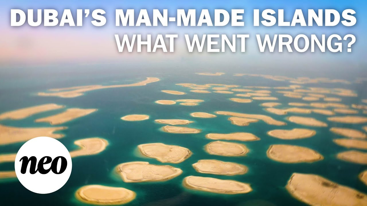 Why Dubai's Man-Made Islands Are Still Empty