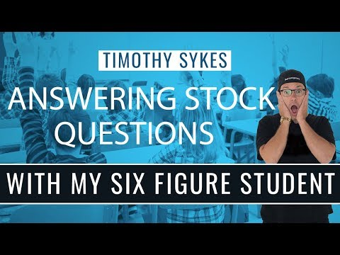 Q&A with My Newest Six Figure Profit Student