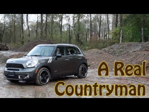 2013 MINI Countryman Review -