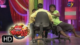 Jabardasth - Fatafat Fun - 15th October 2015 - జబర్దస్త్