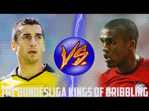 Henrikh Mkhitaryan vs Douglas Costa ● The Bundesliga Kings of Dribbling ● 2015/16 ● 1080p