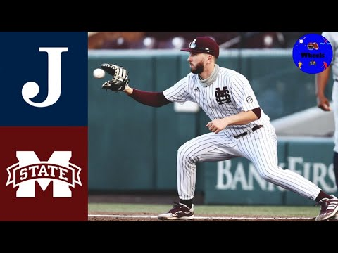 Download Jackson State vs #5 Mississippi State Highlights   2021 College Baseball Highlights