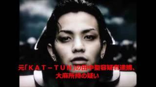 元「KAT-TUN」の田中聖容疑者を逮捕、大麻所持の疑い 田中彗 検索動画 25