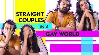 Straight Couples In A Gay World | Hauterfly