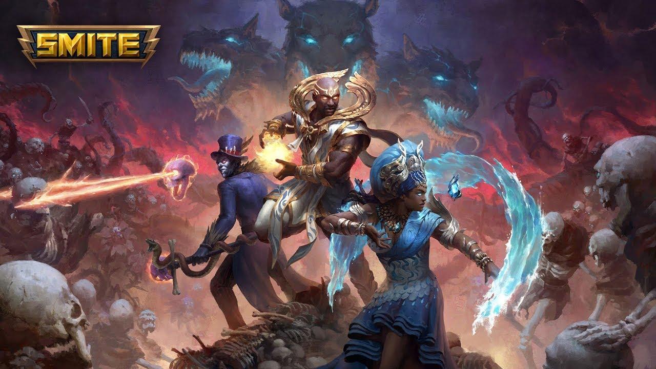 Smite God Tier List 2020.Odyssey Underworld Official Smite Wiki