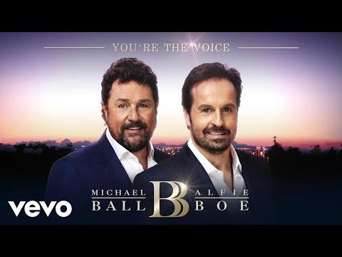 Michael Ball & Alfie Boe  Youre The Voice  Audio