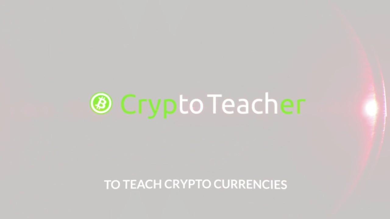 Crypto Teacher - Über Uns! - YouTube