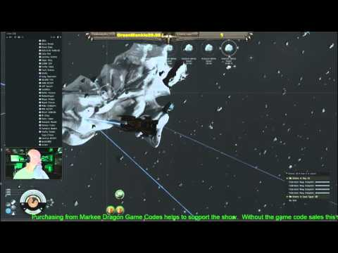 Ice Mining Fleet.  Join Us - EVE Online Live -