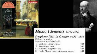 Play Symphony No. 1 In C Major, Woo 32 (Completed By A. Casella)
