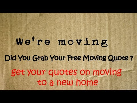 Quotes On Moving To A New Home   Get 7 FREE Quotes & Save Up To 35%