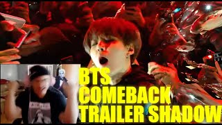 BTS MAP OF THE SOUL 7 Interlude Shadow Comeback Trailer Reaction