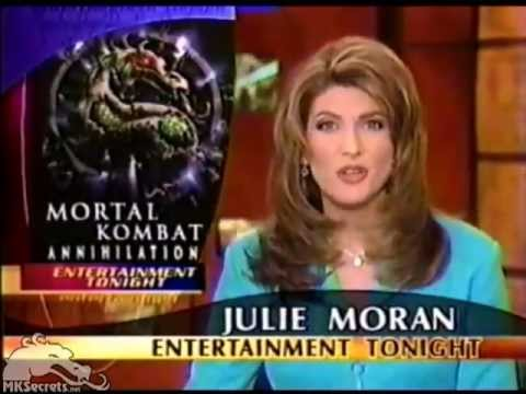 Mortal Kombat: Annihilation  Entertaiment Tonight Special with the Cast