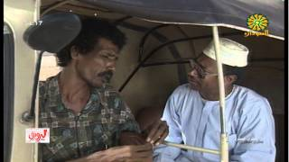 كبسور ومحمد المهدي الفادني مشوار ركشة كوميديا سودانية