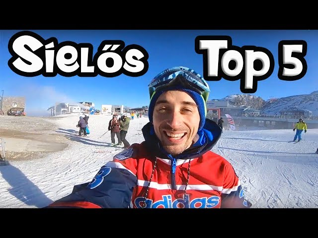 TOP 5 legjobb dolog a síelésben - Kezdjük meg a szezont!