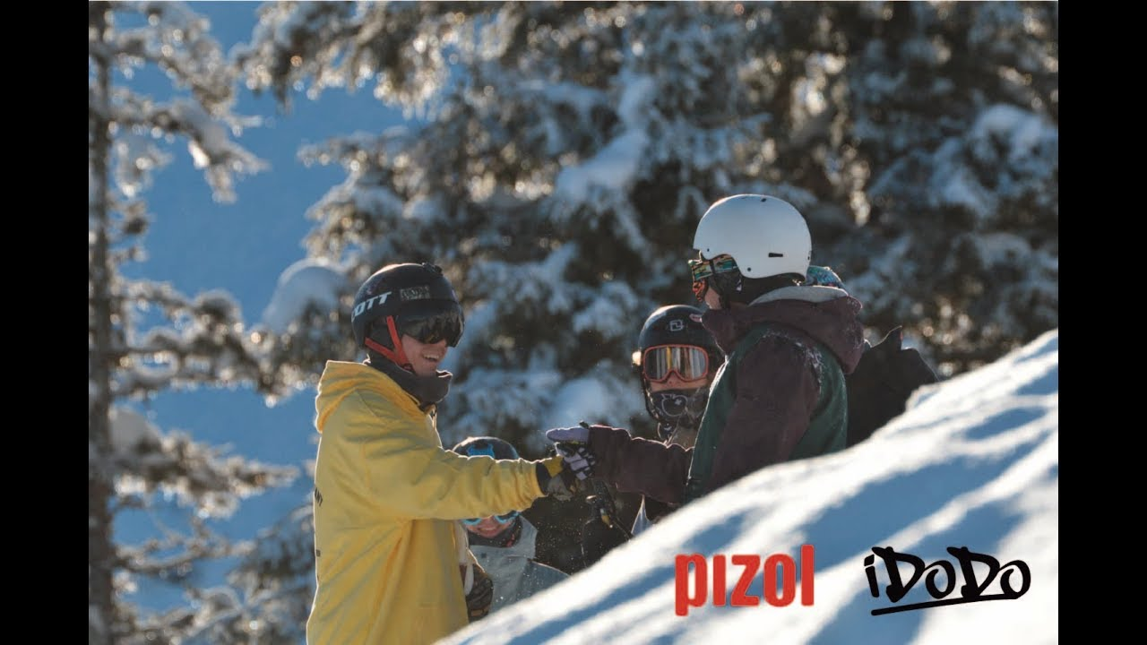 Dezember 17 - Pizol rocks