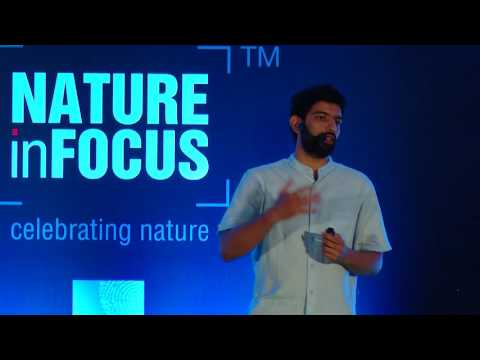 """""""Secrets From the Deep Blue"""" by Siddharth Chakravarty, Marine Conservationist at #NatureinFocus"""