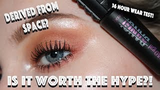 BENEFIT BAD GAL BANG MASCARA | 36 HOUR WEAR TEST & HONEST REVIEW! | WORTH THE HYPE?