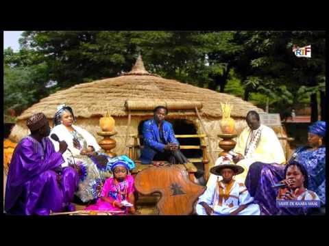 MOLO BA - Emission Miin e Mah Radio Télévision Fulbe - Invité Baaba Maal