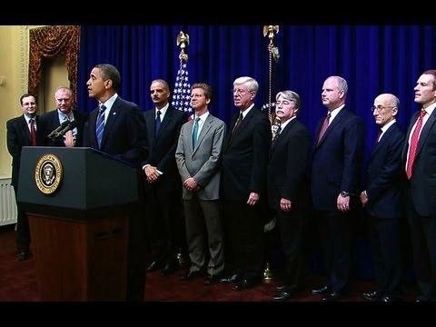 President Obama Speaks on Landmark Housing Settlement with Banks