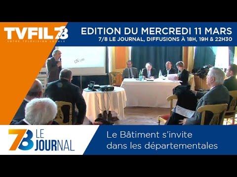 7/8 Le Journal – Edition du mercredi 11 mars 2015