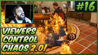 Viewers Control GTA 5 Chaos 2.0! #16