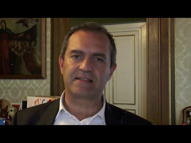 Luigi De Magistris sostiene la coalizione Diritti in Comune