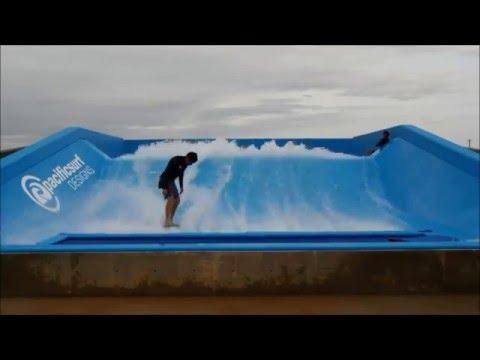 Pacific Surf Designs   ProFlow Double Video
