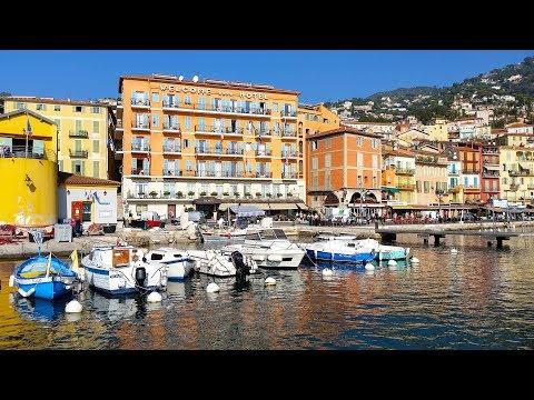 Villefranche - A Moment Along the Mediterranean Coast