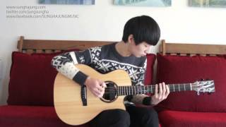 (Stevie Wonder) Sir Duke -- Sungha Jung