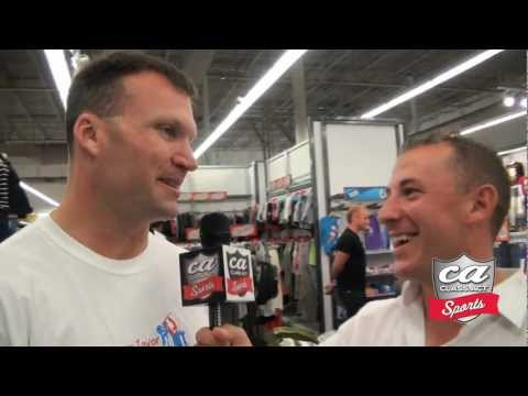 Clas Act Sports Exclusive Interview w/ Former Miami Dolphins Linebacker Zach Thomas