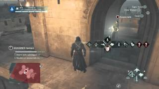 Assassins Creed Unity How to Kill Germain Right Before his Death in Sequence 12