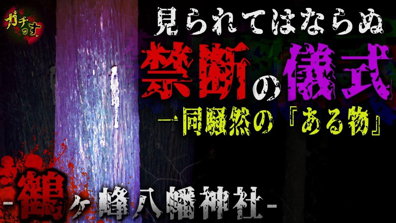 【鶴ヶ峰八幡神社】見られてはならぬ『禁断の儀式』、一同騒然の『あるもの』を目撃してしまう…【宮城県 心霊スポット 閲覧注意】