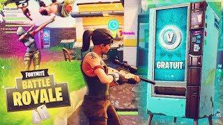V-BUCKS DISTRIBUTORS?! (OFFICIAL) - Fortnite Battle Royale