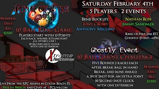 XPC - Ring of Fire 39 & Ghostly Event