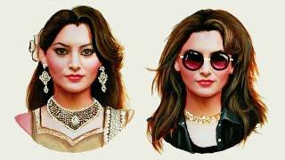 Urvashi Rautela Bollywood Journey   RK Aadil   Journey Art