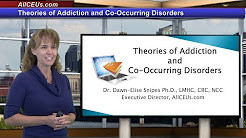 Theories of Addiction and Co-Occurring Disorders for Counseling CEUs for LPC and LMHC