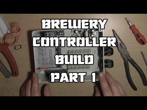 Multi Use Brewery Controller How To Part 1