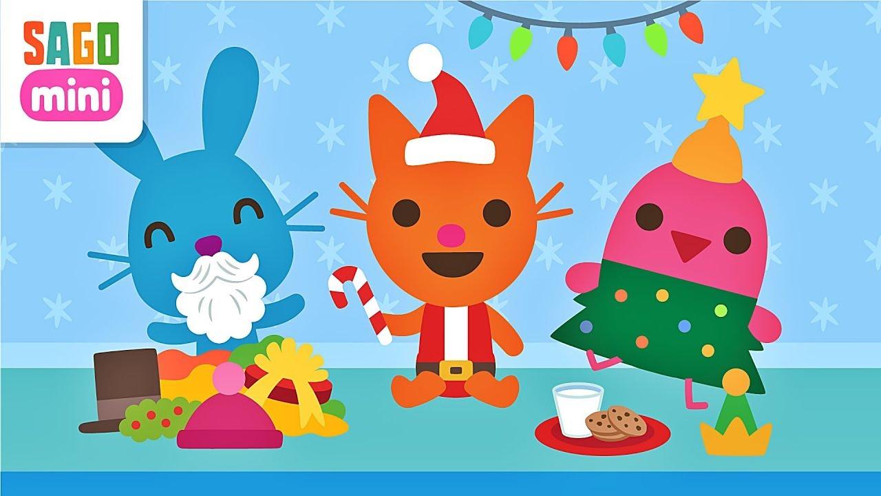 Sago mini babys weihnachts kost mparty beste kinder apps gratis youtube - Kinderapps gratis ...