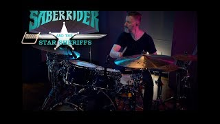 sewy - 1980 - started playing drums at the age of 21 - based in Mannheim/Germany no external samples or sound replacement used! Saber Rider Drum Cover ...