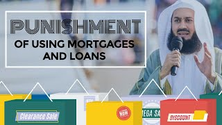 Punistment of using riba(interest/loans/creditcards) MUFTI MENK (4mins) EPIC