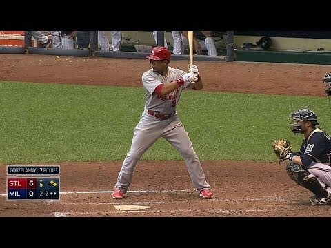 STL@MIL: Jay tacks on another run with single